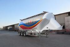 正康宏泰牌HHT9401GFLA型铝合金中密度粉粒物料运输半挂车图片
