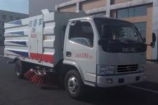 CLW5070TSLD5型程力威牌扫路车图片