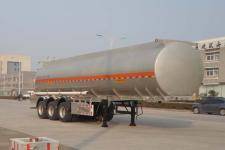 恒信致远牌CHX9401GYW型氧化性物品罐式运输半挂车图片