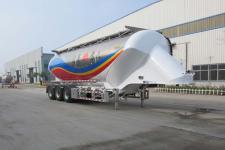 正康宏泰牌HHT9400GFLA型铝合金中密度粉粒物料运输半挂车图片