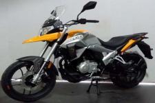宗申(ZONGSHEN)牌ZS200-51型两轮摩托车图片