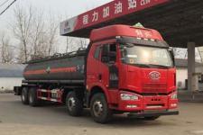 解放J6国五腐蚀性物品罐式运输车价格