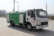 国五一汽3吨清洗洒水车价格13607286060