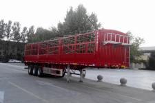 梁山东岳牌CSQ9400CCQ型畜禽运输半挂车图片