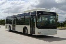 12米|10-40座金旅混合动力城市客车(XML6125JHEVB5CN1)