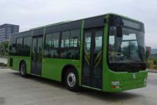 10.5米|20-36座金旅混合动力城市客车(XML6105JHEV15C)