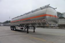晟通牌CSH9403GRY型铝合金易燃液体罐式运输半挂车