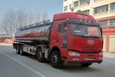 程力威牌CLW5310GYYLC5型铝合金运油车