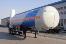 安瑞科(ENRIC)牌HGJ9330GYQ型液化气体运输半挂车