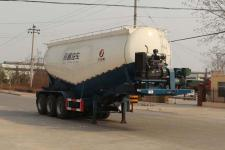 嘉运通牌JTC9400GFL型中密度粉粒物料运输半挂车图片
