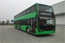 12.8米|15-71座广通客车纯电动双层城市客车(SQ6131BEVST3)
