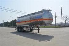 欧曼牌HFV9400GRYA型铝合金易燃液体罐式运输半挂车图片
