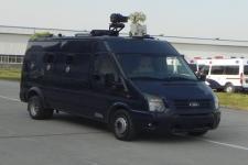 江铃全顺牌JX5049XYBMKA2型运兵车图片