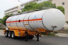 AKL9400GRYG型开乐牌易燃液体罐式运输半挂车图片