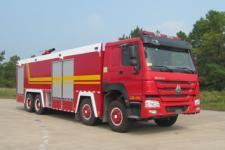 汉江牌HXF5410GXFPM220型泡沫消防车