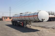 华昌牌QDJ9405GRYA型易燃液体罐式运输半挂车