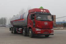 程力威牌CLW5320GYQC5型液化气体运输车图片