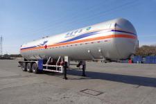 中集13米25.2吨3轴液化气体运输半挂车(NTV9404GYQQ)