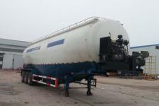 华威翔运牌CYX9401GFL型低密度粉粒物料运输半挂车图片