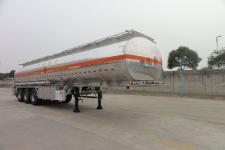 晟通牌CSH9404GRY型铝合金易燃液体罐式运输半挂车