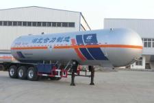 神狐牌HLQ9404GYQ型液化气体运输半挂车图片