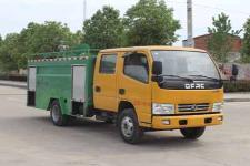 润知星牌SCS5071GXSEQ型清洗洒水车图片