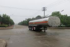 特运牌DTA9402GYW型氧化性物品罐式运输半挂车图片