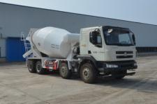 延龙牌LZL5310GJB型混凝土搅拌运输车