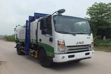 广环牌GH5080ZYS型压缩式垃圾车