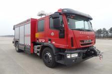 天河牌LLX5134TXFJY100/Y型抢险救援消防车