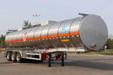 AKL9406GRYB型开乐牌铝合金易燃液体罐式运输半挂车图片