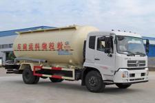 程力威牌CLW5160GFLD5型低密度粉粒物料运输车