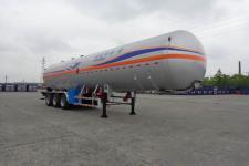 中集13米25吨3轴液化气体运输半挂车(NTV9403GYQ)