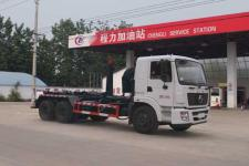 程力威牌CLW5251ZXXD5型车厢可卸式垃圾车