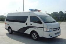 大马牌HKL5041XQCA型囚车图片