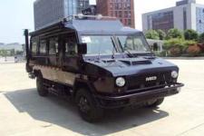 莱斯牌LES5055XTXFP型通信车