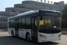10.5米|10-37座星凯龙纯电动城市客车(HFX6100BEVG02)
