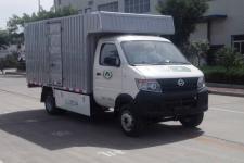 长安牌SC5035XXYDCBEV型纯电动厢式运输车图片