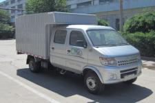 长安牌SC5035XXYSCA5CNG型厢式运输车图片