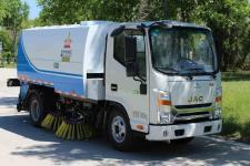 华环牌TSW5077TSL型扫路车图片