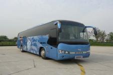 海格牌KLQ6122KAHEVE51B型混合动力客车图片