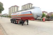 东风牌DFZ9400GYW型氧化性物品罐式运输半挂车图片