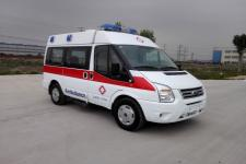 石煤牌SMJ5040XJH5型救护车