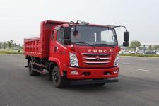 南骏牌CNJ3060ZPB33V型自卸汽车图片
