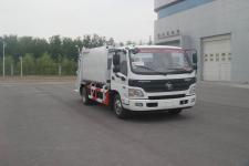 驰远牌BSP5084ZYS型压缩式垃圾车