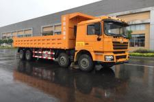 瀚驰龙前四后八自卸车国四336马力(MCL3316DR456)