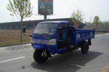 时风牌7YP-1750DJ11型自卸三轮汽车