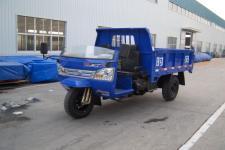 时风牌7YP-1750DB6型自卸三轮汽车