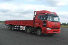 解放国五前四后八平头天然气货车355马力17吨(CA1310P66L7T4E24M5)