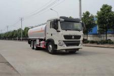 SGZ5260GYYZZ5T5型华威驰乐牌运油车图片